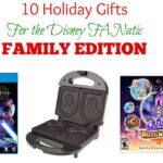 10 Holiday Gifts for the Disney FANatic: Family Edition | #Disney #HGG #GiftsIdeas