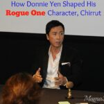 How Donnie Yen Shaped His Rogue One Character, Chirrut | #RogueOneEvent #DonnieYen