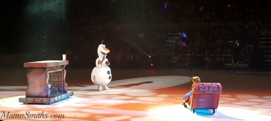 Olaf and Anna