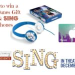 Grab Your FREE SING Printables + Enter to Win a SING Prize Pack! | #SingMovie #Giveaway