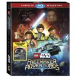 Lego Star Wars Freemaker Season One on Blu-ray and DVD December 6th