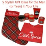 5 Stylish Gift Ideas for the Man (or Teen) in Your Life |  #GuyGifts #iConnectIM