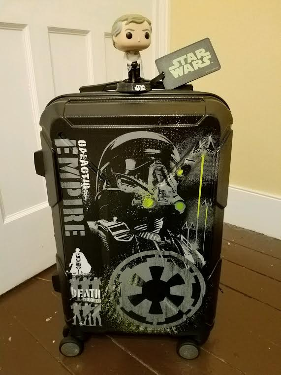 rogue one empire american tourister luggage