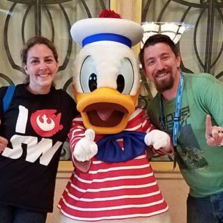 Couples Disney Cruise
