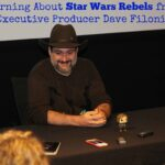 Learning About Star Wars Rebels from Executive Producer Dave Filoni | #StarWarsRebelsEvent #RogueOneEvent
