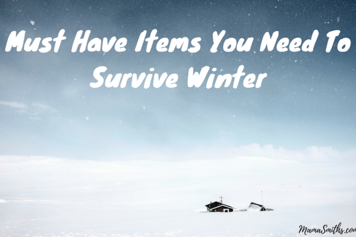 Must Have Items You Need To Survive Winter (2)