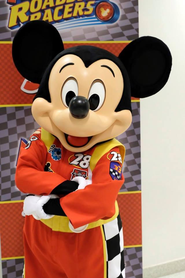 Roadster Mickey