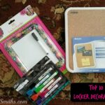 Top 10 Locker Decorations + Amazon Gift Card Giveaway | #middleschoolmovie