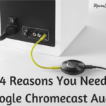 4 Reasons You Need Google Chromecast Audio | #Chromecast #Tech