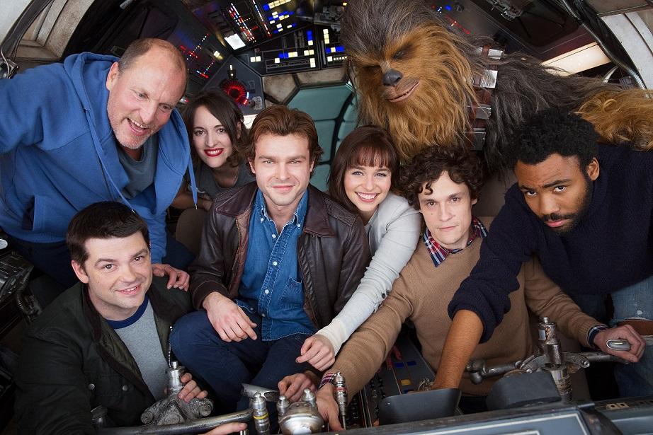Han Solo Star Wars Movie