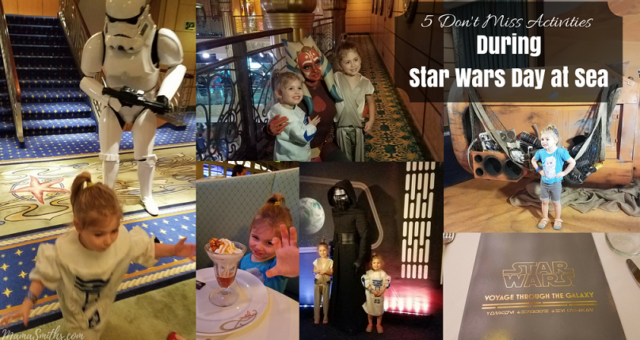 5 Don't Miss Activities Star Wars Day at Sea