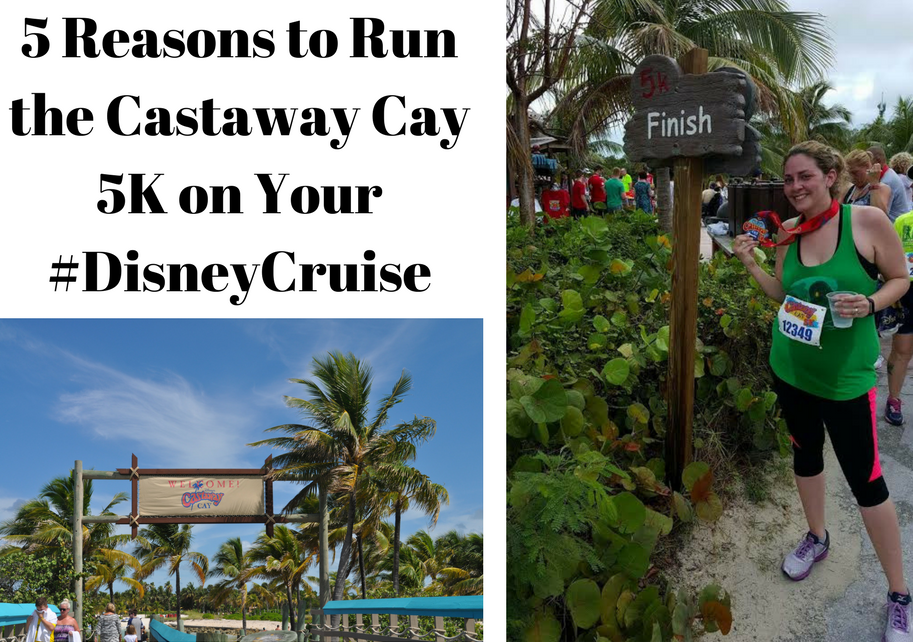 5 Reasons to Run the Castaway Cay 5K on Your #DisneyCruise