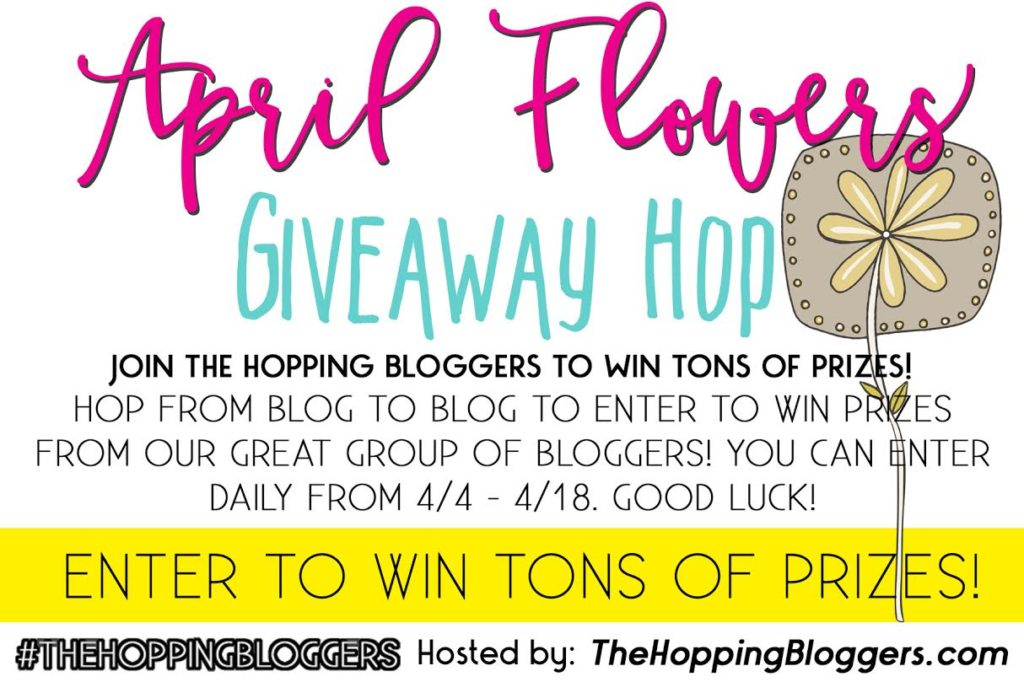 April Flowers Giveaway