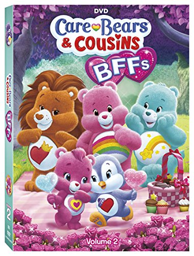 CARE BEARS & COUSINS BFFS VOLUME 2
