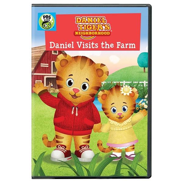 Daniel Visits the Farm DVD
