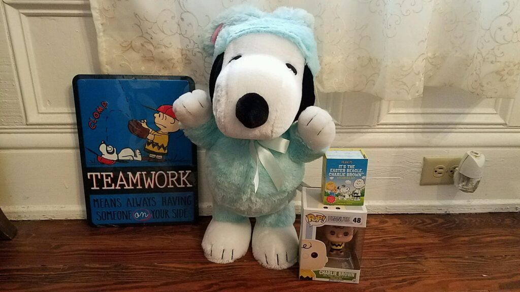 Easter Beagle Pack Snoopy