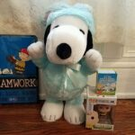 Celebrate Easter & Spring with Your Favorite Peanuts Characters!  | #Giveaway #Snoopy
