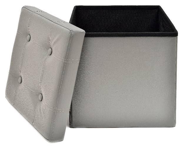 FHE Foldable Storage Ottoman