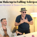 From Makeup to Falling Asleep on Set: Michael Rooker & Sean Gunn Dish Guardians | #GotGVol2Event #GotGVol2