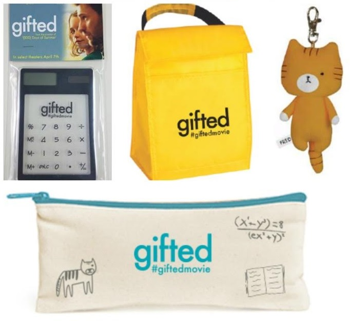 Gifted Prize Pack