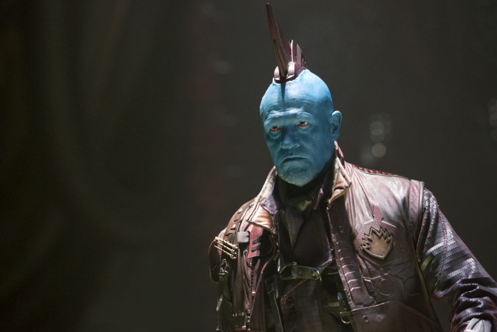 Michael Rooker/Yondu Guardians of the Galaxy Volume 2