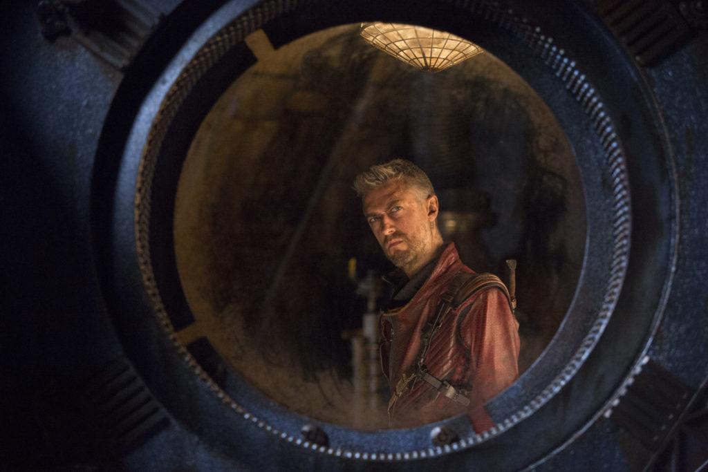 Sean Gunn/Kraglin Guardians of the Galaxy Volume 2