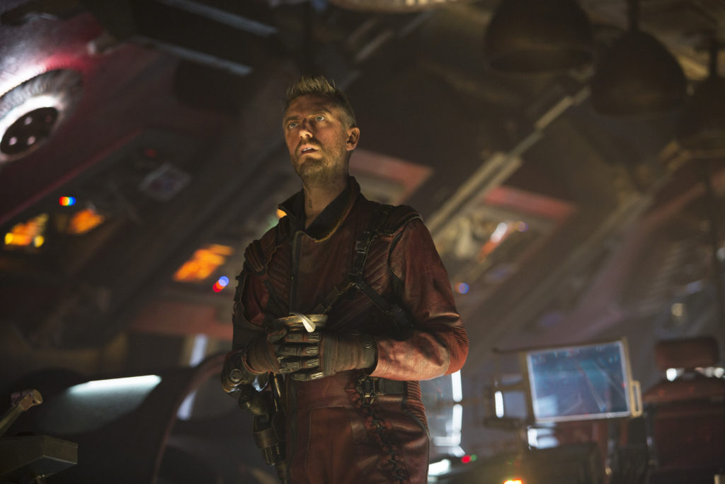 Kraglin/Sean Gunn Guardians of the Galaxy
