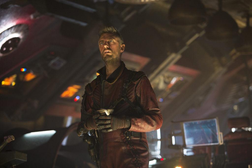 Kraglin/Sean Gunn Guardians of the Galaxy
