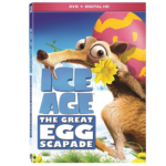 Ice Age: The Great Egg-scapade on DVD Just in Time for Easter! | #IceAge