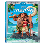 Our Moana Viewing Party Fun