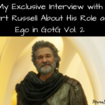 My Exclusive Interview with Kurt Russell About His Role as Ego in #GotGVol2 | #GotGVol2Event
