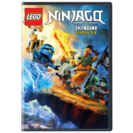 LEGO: NINJAGO Masters of Spinjitzu: Skybound Season Six on DVD 3/14 | #LEGONinjago #LEGO