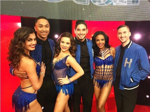 Dancing With the Star Dance Troupe