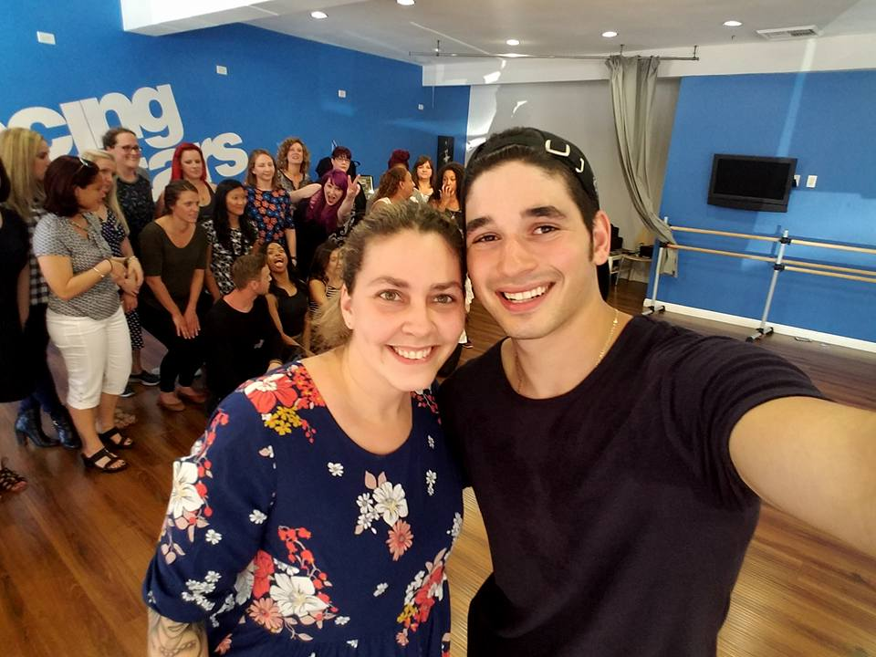 Dancing with the Stars Alan Bersten