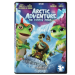 Arctic Adventure On Frozen Pond Comes to DVD 4/18 | #KidsDVD