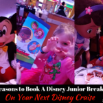 3 Reasons To Book A Disney Junior Breakfast on Your Next Disney Cruise | #DisneyCruise