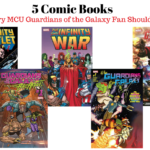 5 Comic Books Every MCU Guardians of the Galaxy Fan Should Read | #GotGVol2 #Marvel