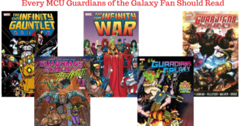 5 Comic Books Every MCU Guardians of the Galaxy Fan Should Read