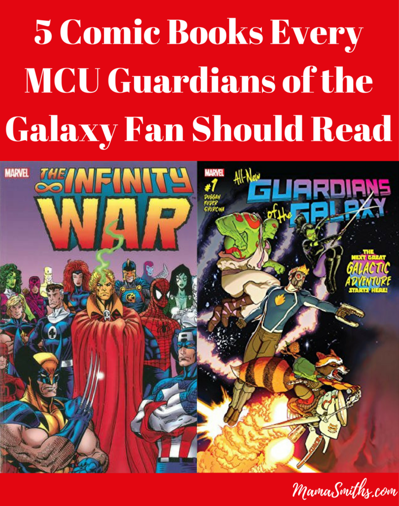 5 Comic Books Every MCU Guardians of the Galaxy Fan Should Read PINTEREST