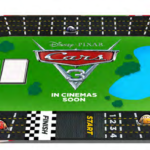 Celebrate Cars 3 By Building Your Own Race Course & Board Game! | #Cars3 #Disney
