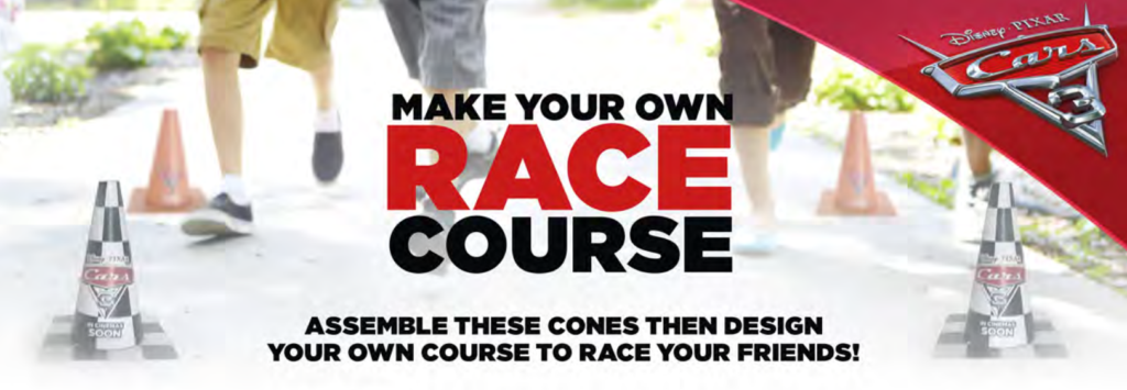 Cars 3 Race Course