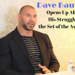 Dave Bautista Opens Up About His Struggle & the Set of the Avengers | #GotGVol2Event #GotGVol2