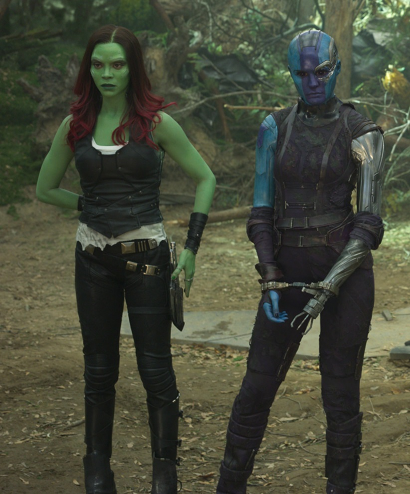 gamora and nebula relationship tips