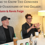 Getting to Know The Genuises Behind Guardians of the Galaxy: James Gunn & Kevin Feige | #GotGVol2Event #GotGVol2