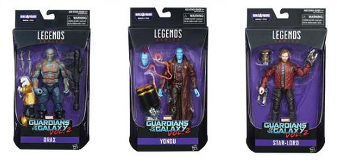GotG Vol 2 Legends