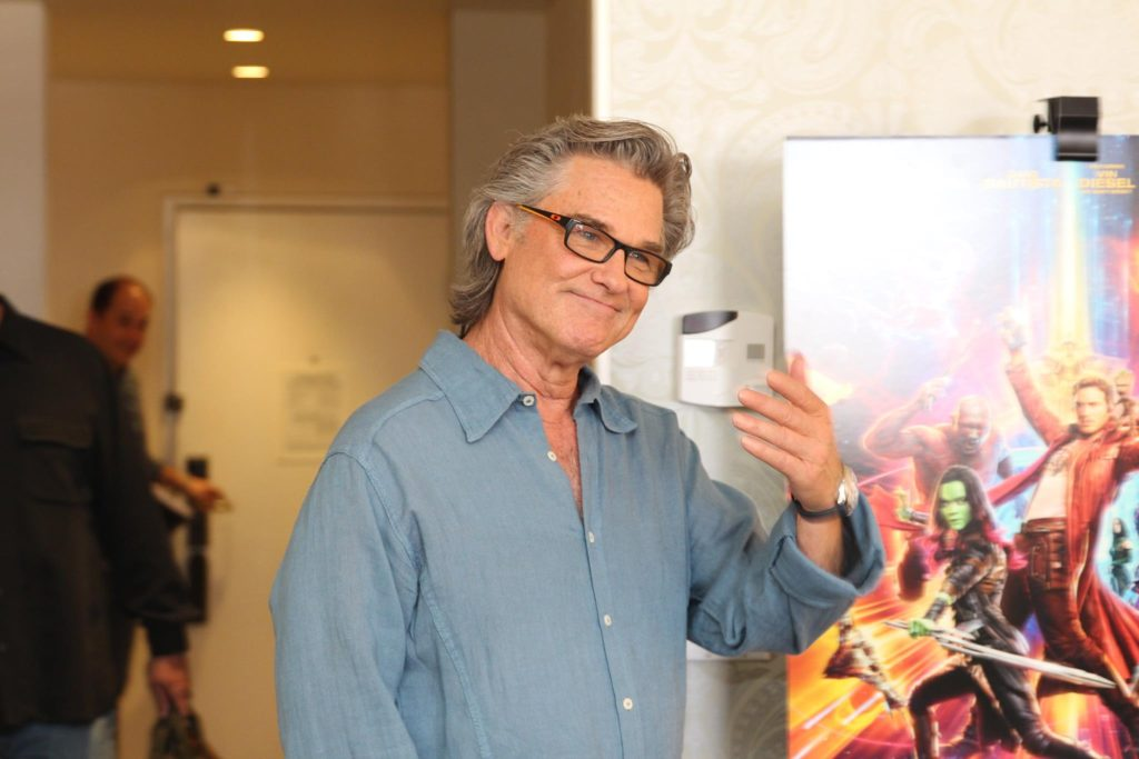 Kurt Russell / Ego Guardians of the Galaxy Volume 2