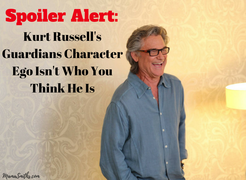 Kurt Russell's Character Ego
