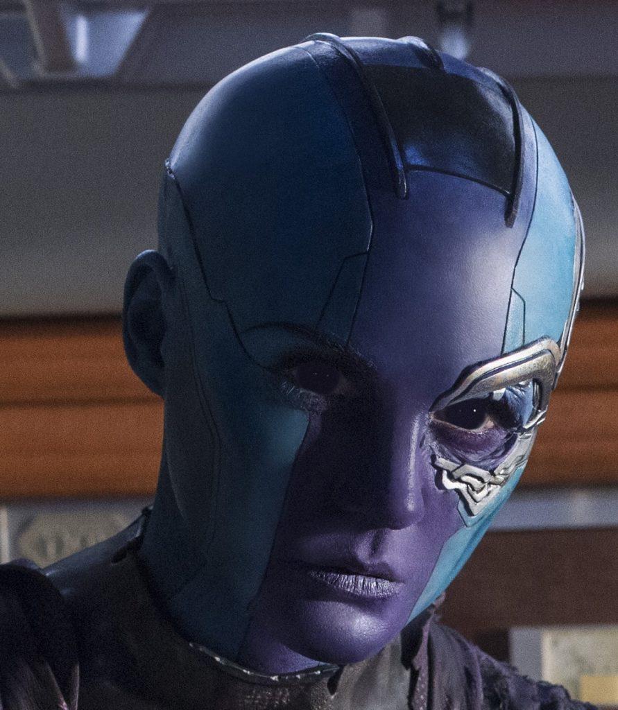 Nebula Guardians of the Galaxy