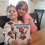 Your Kids Will LOVE Rock Dog + Grab a Free Activity Sheets