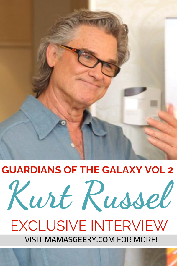 kurt russel ego guardians of the galaxy interview